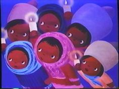 A cute little video describing the tradition of Las posadas - wish I had found this two weeks ago!