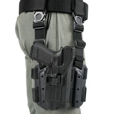 Level 3 SERPA Light Bearing Tactical Holster - BLACKHAWK!