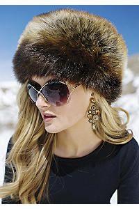 Tanuki Russian-Style Hat
