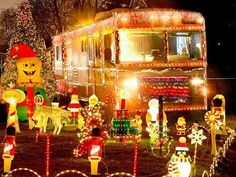 a little rv christmas decorating humor - Rv Christmas Decorations
