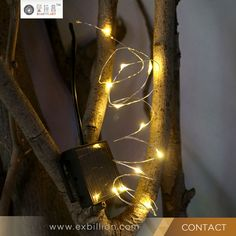 Solar Powered Copper Wire String Lights 200 LED Waterproof Outdoor Garden Starry String Lights