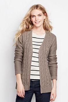 Drape Cardigan Sweater