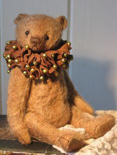 Миниатюрные медведи 2011/2012 - Старая Почта медведи