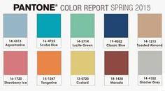 Risultati immagini per pantone fashion color report spring 2007