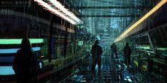 Dark Future, Cyberpunk, Brutalismo, Rascacielos y otras obsesiones. - Página 67 - ForoCoches