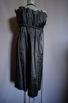 vintage Little Black Dress from The Mabs Collection for sale Dresses For Sale, High Fashion, Vintage Outfits, How To Wear, Clothes, Collection, Black, Tops, Women