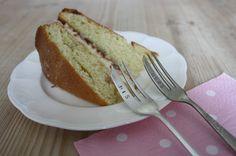 'His & Hers' vintage cake fork set