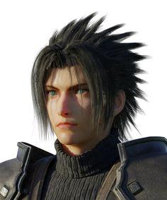 Zack Fair, Final Fantasy Cloud, Finals, Hero, Art Styles, Kingdom Hearts, Anime Boys, Video Games, Gaming