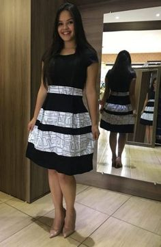 Floratta Modas - Moda Evangélica - A Loja da Mulher Virtuosa Jw Fashion, Modest Fashion, Fashion Dresses, Womens Fashion, Modest Dresses, Modest Outfits, Cute Outfits, Business Outfits, Office Outfits