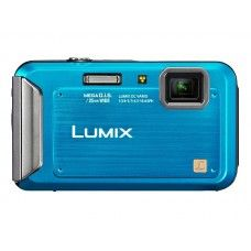Panasonic Lumix DMC-FT20 Specifications  Manufacturer - Panasonic  Lens: Max Aperture - f/3.9 - f/5.7 35mm equivalent - 29mm - 108mm Optical Zoom - 4x  Image Sensor: CCD pixels - 16.1Mp (Megapixels) Pixels (W) - 4608 Pixels (H) - 3456 Sensor Type - CCD Sensor Size - 1/2.33 inch Aspect Ratio - 4:3, 3:2, 16:9, 1:1  LCD Monitor: LCD Monitor - 2.7in Screen resolution - 230,000 dots Touch Screen - No  Focusing: Min Focus - 5cm Focusing modes - Spot, Face Detection, AF Tracking