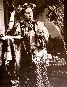Empress Dowager Cixi. A woman and leader ahead of her time. Had a man taken the actions this woman took to protect her power, legacy & country it would hardly illicit a reaction. As it is Cixi (Tsu-Hsi) has been demonized & vilified through the decades. Only now are we beginning to re-evaluate her place in Modern China's history.