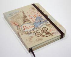 Paris - sketchbook