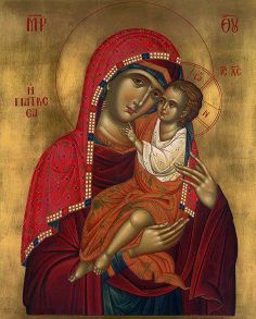 Moeder Gods Giatrissa