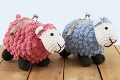 Make your very own Wool Warehouse sheep with this exclusive pattern, designed for us by the fantastic crochet designer Laura Sutcliffe!