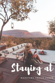 The Ultimate Romantic Hiking Safari At Marataba Trails Lodge - Campsbay Girl