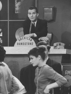 """Dick Clark on His TV Show the """"American Bandstand"""""""