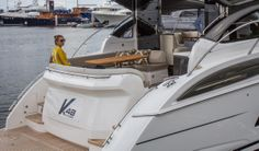 Our Inaugural Princess Experience held January 24th and 25th in Palm Beach Harbor featuring Princess Yachts, Ferrari, Maserati, and luxury lifestyle goods from within the LVMH family. #PrincessYachtsAmerica