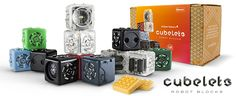 Enter for a chance to win a Cubelets TWELVE kit