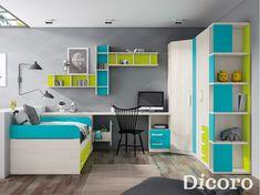 Junior Room   Dormitorio Juvenil Catálogo UP16 Www.exojo.com #junior #room # Habitacion #juvenil   Junior Room / Juvenil   Pinterest