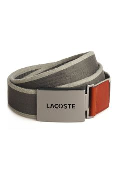 Lacoste Reversible belt - Free Shipping On Orders Over $45 ...
