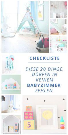 Baby Erstausstattung Liste - klicke hier, um herauszufinden, welche Dinge du für dein Baby wirklich brauchst.