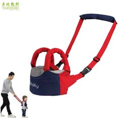 Harnesses & Leashes Mother & Kids Strong-Willed Baby Walker Four Seasons New Breathable Basket Type Toddler Belt Mother And Baby Supplies Vest Toddler Kinder Tuigje Kind Attractive And Durable