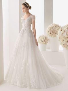 Brautkleider von Top-Marken | miss solution Bildergalerie - Maldivas by ROSA CLARÁ (Two Kollektion)