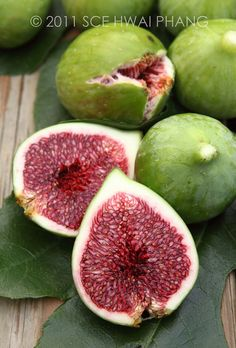 green figs / Figues Vertes