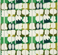 """tobia: """" Parkland, (detail), created/designed by Lucienne Day. Manufactured by Heal Fabrics. Jill A. Wiltse and H. Kirk Brown III Collection of British Textiles. On display at the Textile Museum. Textile Patterns, Textile Prints, Textile Design, Fabric Design, Pattern Design, Print Patterns, 2d Design, Graphic Design, Pattern Print"""