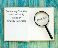Exceptional How To Evaluate A Charity To Determine If It Is Worthy Of Support. Evaluating  Charities