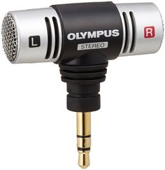 Omnidirectional 3.5mm 4-Pole Microphone Boosts Sound for Smartphones and Tablets EDUTIGE i-Microphone EIM-001 TRRS