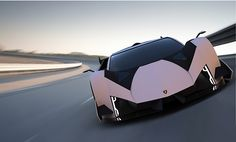 — Lamborghini Estampida probably the most expensive car in the world next to the buggati veyron