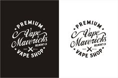 Create a logo for a quickly rising industry. Vape Mavericks! by Mas Ariek