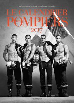 голые французские пожарные в календаре на 2017 год