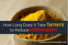 Research proves that turmeric is awesome for inflammation, but several of our readers asked how many days / weeks it takes to actually start seeing its impact? So here is a detailed science-backed article discussing the same. If you have taken turmeric for inflammation, do share your story on how it helped and in how many days you started seeing the impact. #turmeric #curcumin #inflammation …