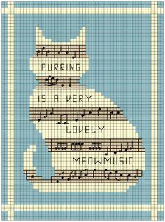 sette gatti (anzi,9!) ed una nota: free
