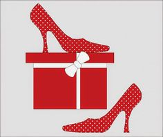 Womens Red Stiletto Shoes