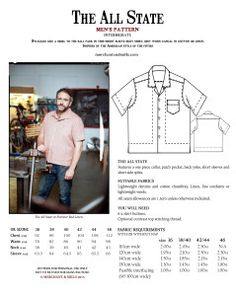 The All State – casual shirt