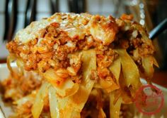 cabbage roll casserole | comfortable food\ I love cabbage rolls, but time consuming to make. definetly worth trying