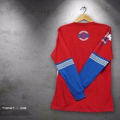 T-shirt OP27 Factory Racing TOP27-019 LS  087845622777 (WA, SMS, & Telp) / D17560D1 (BBM) / op27factory (LINE)