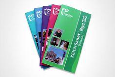 Broşür ve insert tasarımları Brochures and insert designs