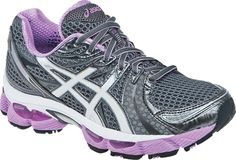 New running shoes - these are supposed to be good for Morton's Neuroma. We'll see! (Asics Gel-Nimbus 13)
