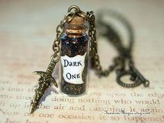 Once upon a Time, the Dark One! #Rumpelstiltskin #Onceuponatime