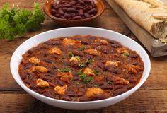 Einfach Lecker » Veganes Chili sin Carne » Finden Sie leckere Rezeptideen für jeden Tag, die Ihnen das tägliche Kochen leichter machen. » Einfach Lecker