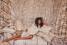 Get your Morocco holiday inspiration from Vogue! Mara Hoffman Does Marrakech: An Insider's Guide on Where to Shop, Eat, and Sleep Casablanca, Paris Couture, Morocco Fashion, Bohemian Fashion, Trendy Fashion, Moroccan Wedding Blanket, Bohol, Moroccan Style, Moroccan Party
