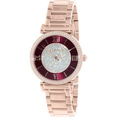 $150.91/Michael Kors Michael Kors Women's MK3412 Rose Gold Stainless-Steel Quartz Watch