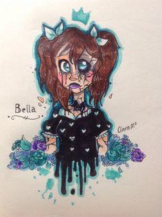 BELLA broken doll by clara mc... Not my art! Wonderfully done by clara mc