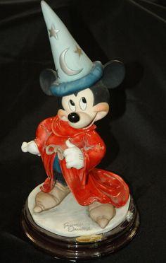 Mickey Mouse Sorcerers Apprentice Figurine