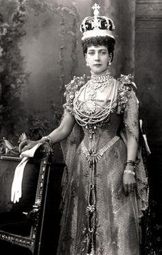 Alexandra, Reina de Inglaterra
