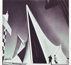 philips pavilion le corbusier brussels expo 1958